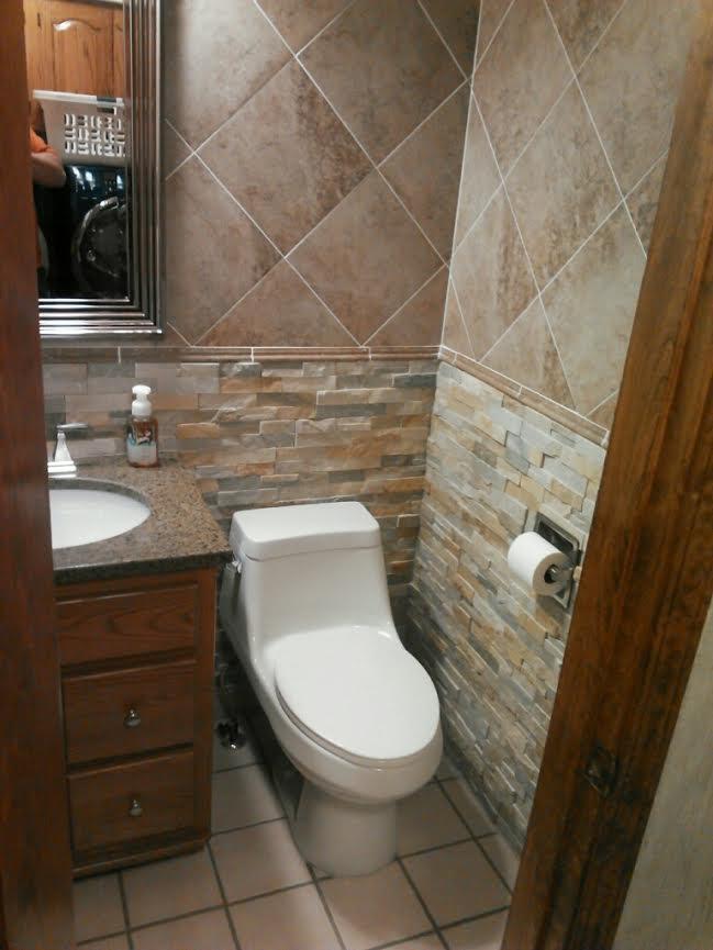 Bathroom Remodel (After)