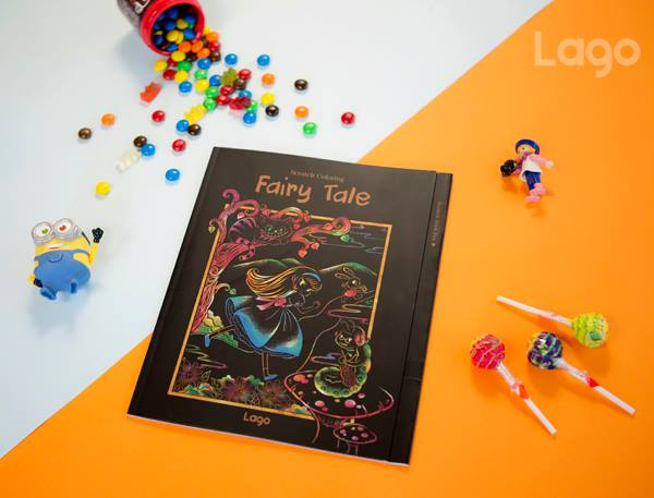 Coloring Fairytale