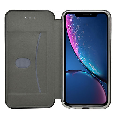 Clamshell Wallet Case for iPhone XR