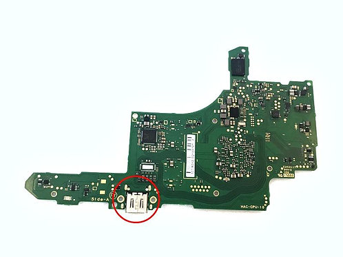 Nintendo Switch Charging Port Replacement