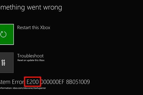 Update Errors
