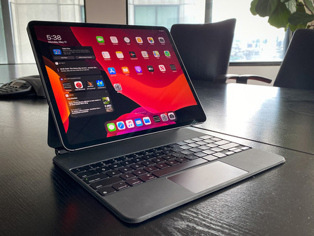 Can iPads really replace laptops?