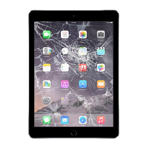 iPad Glass only Screen replacement
