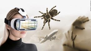 Behandling av angst og fobier med Virtual Reality