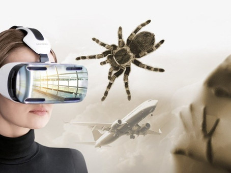 Behandling av fobier med Virtual Reality