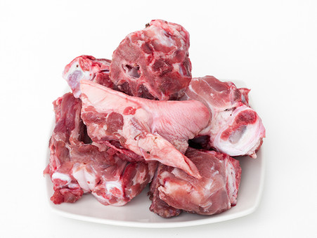 Cooked vs Raw Meaty Bones