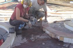 Tidal Encounters - removing brick