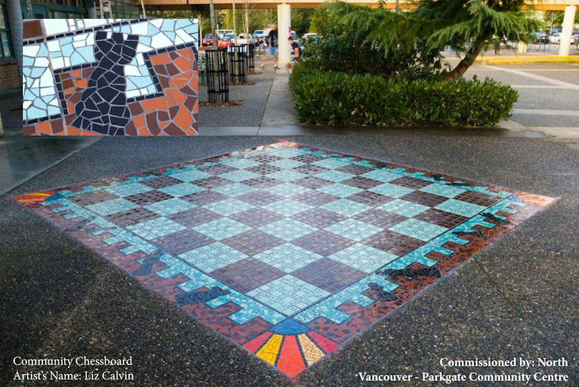 Parkgate Community Chessboard