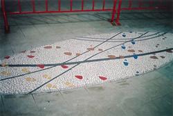 Tracks and footprints...
