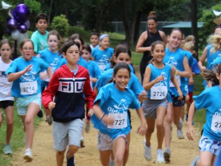 Girls On The Run Team Achieves Greatness