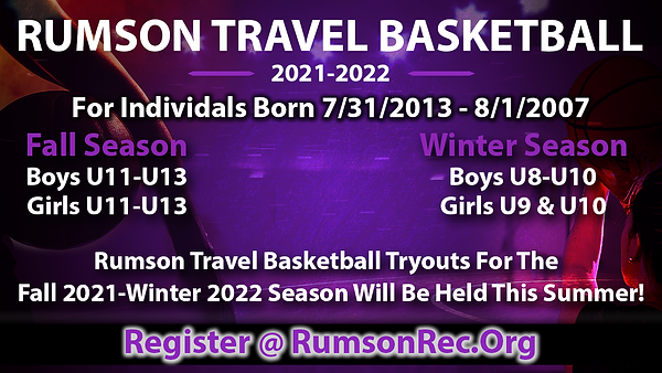 Rumson Travel Basketball Tryouts