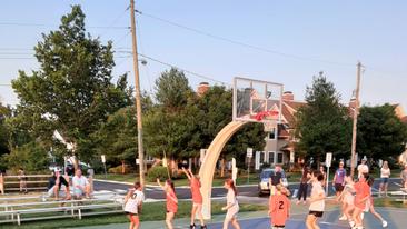 Summer Hoops Tips Off
