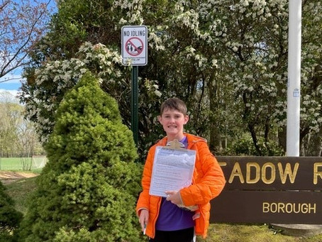 Rumson Comes Up Big For Earth Day