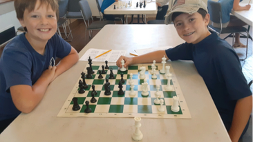 Checkmate! Rumson, Fair Haven Kids Make The Right Moves