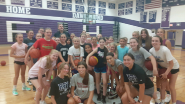Summer Basketball Camps Prove To Be a Slam Dunk