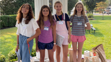 Amazing Girl Scouts Produce Unforgettable Camp