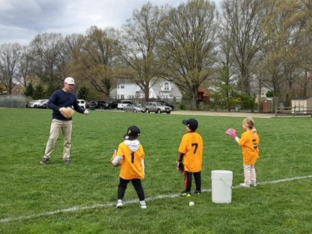 T-Ball Tees Off