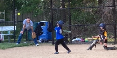 Rumson Girls Are Causing A Real COMMOTION On The Diamond!
