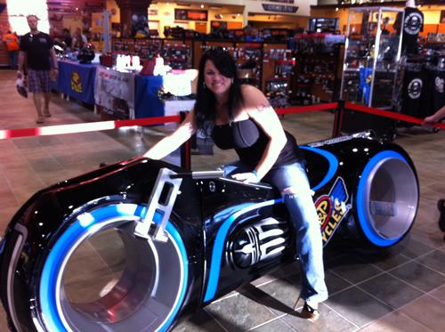 Tron Bike