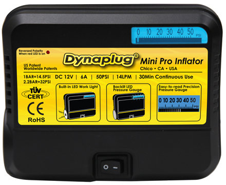 Dynaplug Mini Pro Inflator