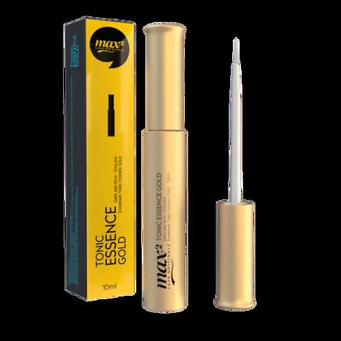 Max2 Lash & Brow Growth Serum (Tonic Essence Gold)