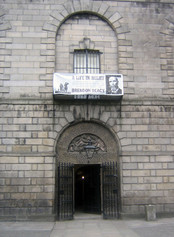 A Life in Relief at Kilmainham Gaol, Dublin