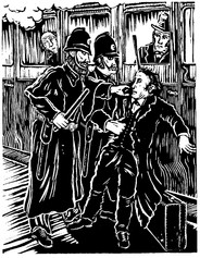 Arrested, Paddington.jpg