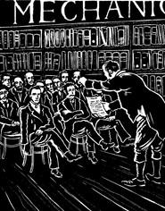 Lecture at the Mechanics