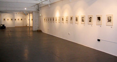 A Life in Relief show at the Custard Factory, Birmingham, UK