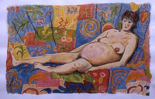 Pregnanat Nude