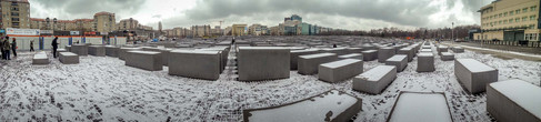 Memorial to the Murdered Jews of Europe, Berlin