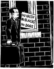 No Irish No Blacks No Dogs