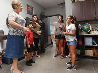 Open house introduces students, families to new College Station charter school