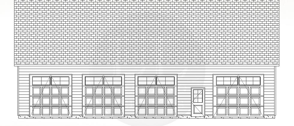 Garage Plan LLG-004