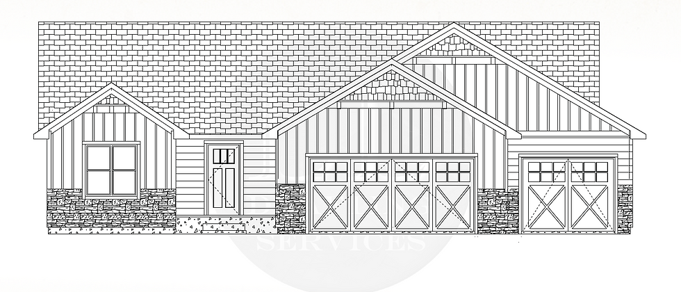 Ranch Home LLR-087