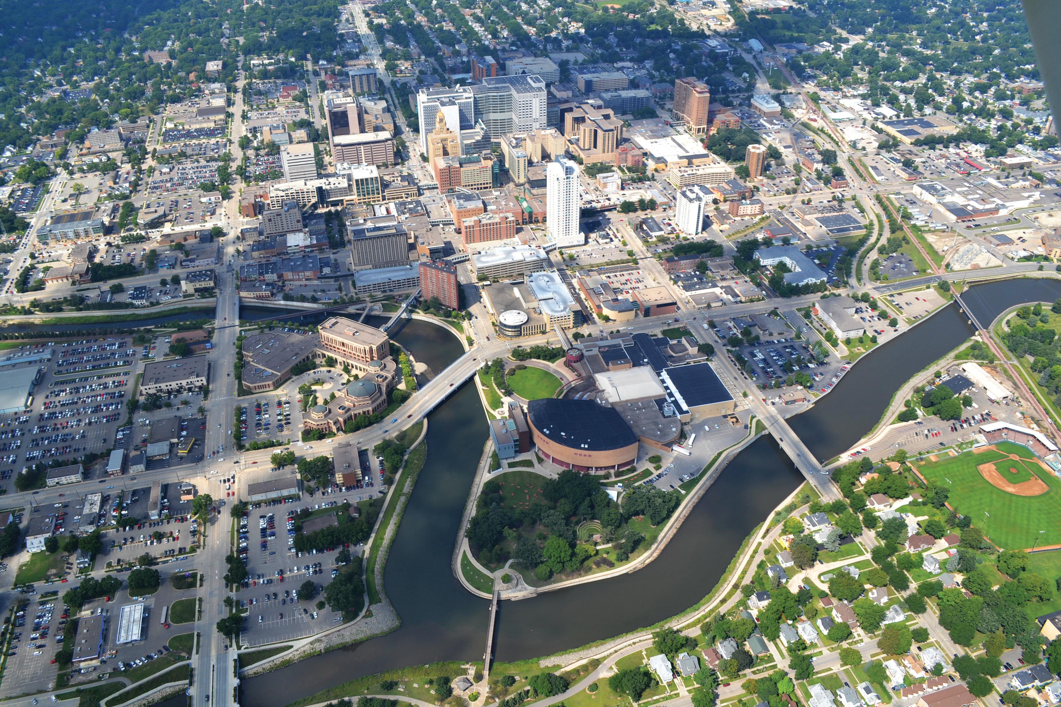 Rochester-Infrastructure