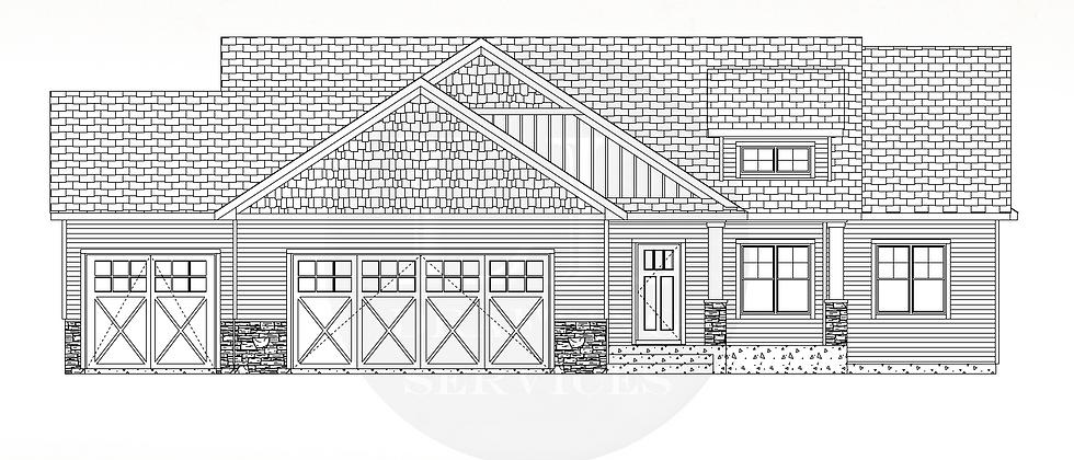 Ranch Home LLR-035