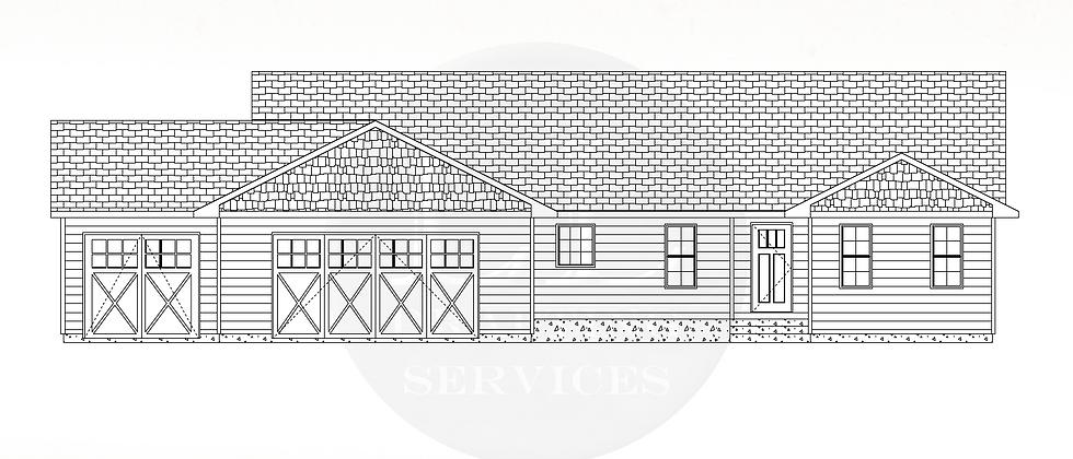 Ranch Home LLR-106