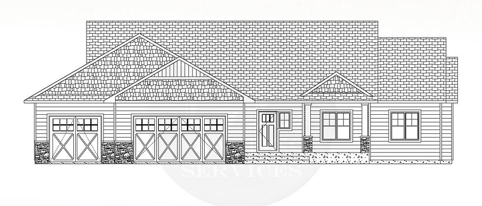 Ranch Home LLR-105