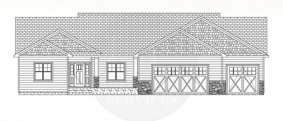 Ranch Home LLR-064