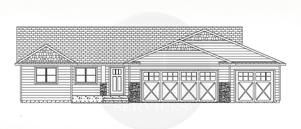 Ranch Home LLR-195