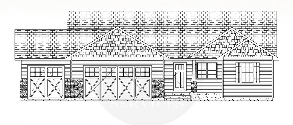 Ranch Home LLR-165