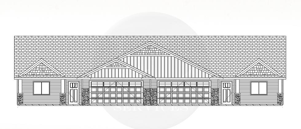 Duplex Home LLD-011