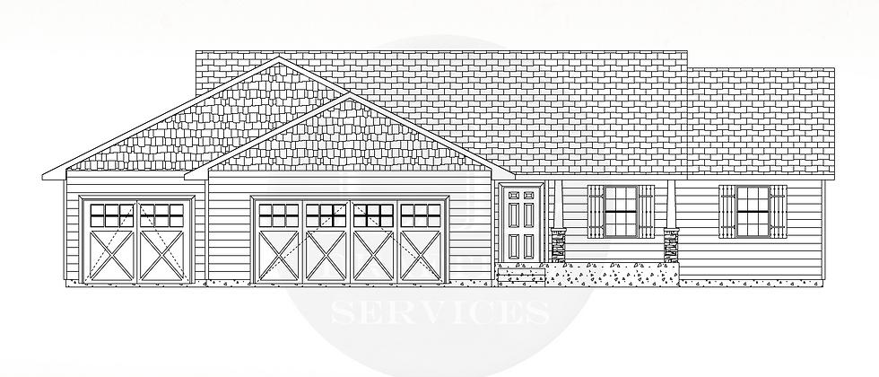 Ranch Home LLR-171