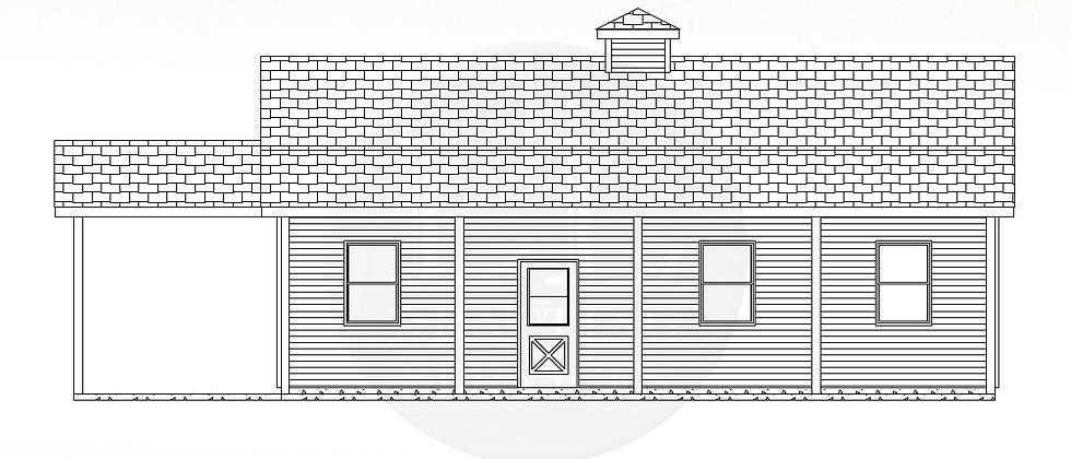 Garage Plan LLG-016