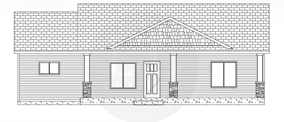 Ranch Home LLR-076