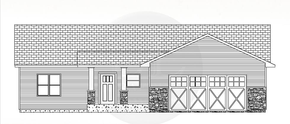 Ranch Home LLR-191