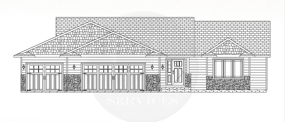 Ranch Home LLR-061