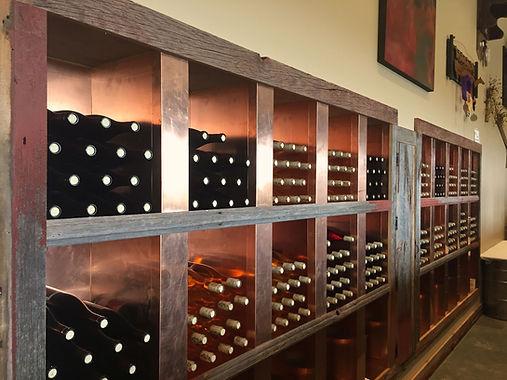 Tenba Ridge Winery Tasting Room