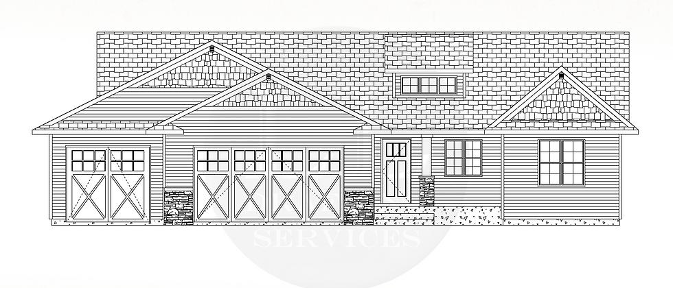 Ranch Home LLR-036
